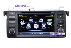 Автомобильная стереосистема DVD проигрыватель мультимедиа Headunit GPS для BMW E46 (ZW111)