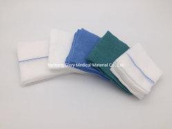 100% algodão descartáveis médicos gaze estéril de cloaca