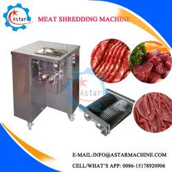 Cortes de carne fresca máquina cortadora de carne de la máquina trituradora de carne