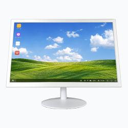 Shell blanc de haute qualité 21,5 pouces de large écran LCD 1920 * 1080 Ordinateur Affichage LED