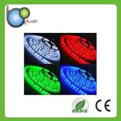 شريط لاصق LED أحمر أخضر أزرق (RGB) عالي الجودة بجهد 12 فولت