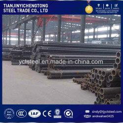 ASTM A106b el tubo de acero sin costura de carbono líquido de transporte