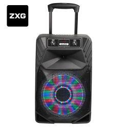 De draagbare Spreker van het Stadium van de Mixer van de PA van de Hoorn van de Serie van de Lijn van de Sprekers van DJ van het Systeem van de Microfoon van de Correcte Doos van de Opname van de Karaoke van de Spreker Bluetooth Navulbare Draadloze Audio PRO