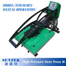 Suntek calor de alta presión de la máquina de Prensa III