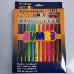 Farben-Bleistift des Briefpapier-12, hölzerner Bleistift, zeichnender Bleistift, Förderung-Bleistift