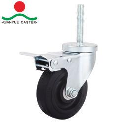 Carrito de carga media rueda, Ruedas institucional