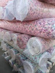 """100% Algodón Spandex tejido impreso C32XC32 130X70 57/58"""" de Tela vestido de mujer"""