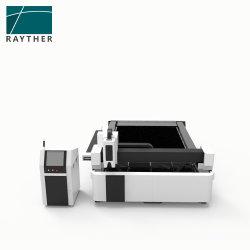Raycus 1000W de potencia del láser de fibra láser CNC Máquina de cortar la hoja de metal