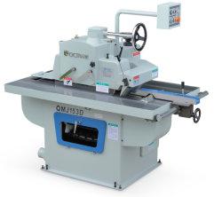 QMJ153D/D-T de madera maquinaria automática sierra sierra longitudinal de un solo chip
