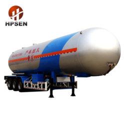 Contenedor de Recarga de móvil de GNL criogénicos Líquido químico Combustible tanque de almacenamiento de gas
