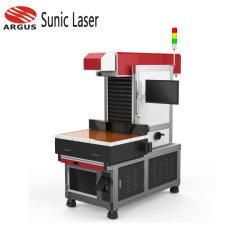 Sunicレーザーの高速レーザーによって切られる革ストリップ