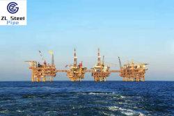 O óleo API 5L Tubos de Aço Sem Costura com (API 5L N80/J55/K55/P110)