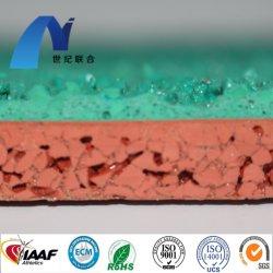 Cola de poliuretano sintético de alta qualidade de matérias-primas para a pista de corrida
