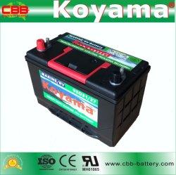 95D31r-Mf sellados libres de mantenimiento de la batería de coche de Automoción (12V 80Ah)