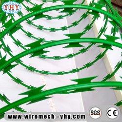 Collegare pungente del ferro del rasoio rivestito del PVC