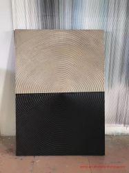 Растянуть декоративные абстрактные картины маслом с тяжелой текстура