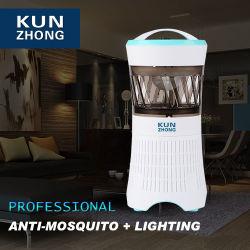 LED 모기 살인자 램프 비행거리 곤충 살인자 램프