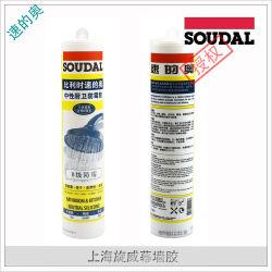 Soudal Anti-Pilz Nullsilikon-dichtungsmasse zum Dusche-Raum