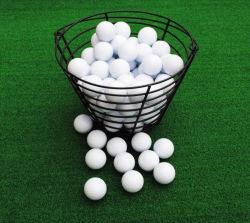 Sfera di golf in bianco a due pezzi su ordinazione