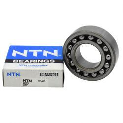 Distribuidor de NTN Fileira Dupla Rolamento de Esferas Auto-Alinhante