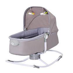Elektro-Kleinkind Rocker Baby-Wiege mit Musik und Vibration