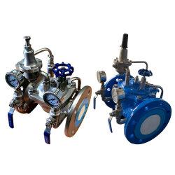 Ковких чугунных/латунной или нержавеющая сталь редуктор давления / давления клапана блокировки дифференциала