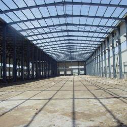 Portal de la estructura de acero prefabricada space frame Medidor de luz de la Construcción de metal/Almacén/taller/Factory