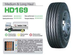 Michelin на китайском языке радиальные шины легкого грузовика 8.25r16lt HD169