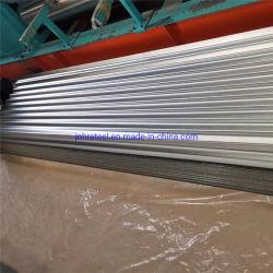 Galvalume-Stahl für das gewölbte Dach-Blatt verwendet im Gebäude