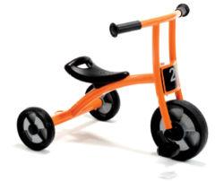 Bambini esterni o triciclo dell'interno, giocattoli di asilo