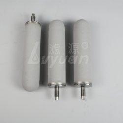 Cartouches de filtre de titane/ CARTOUCHE D'EAU/titane fritté pour industrie alimentaire