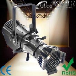 200W Wit LED-profiel ellipsoïdale theatrale Theater Leko Spot Light