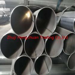 Précision en acier inoxydable soudés tuyau Tuyau en acier inoxydable sans soudure pour les machines de flexion
