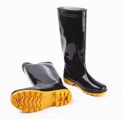 Botas de lluvia de caucho de alta calidad para la industria
