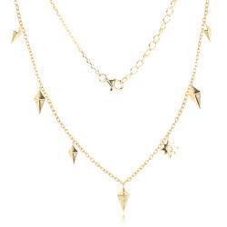 Jóias de alta qualidade de aço inoxidável Colar personalizado para mulheres jóias personalizado feito à mão