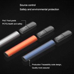 交換可能なポッドシステムEタバコのリーバイズキットジュースのVapeの再充電可能な電子タバコ