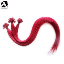 أنجيلبيلا الملونة 530# نويل الشعر Extensions الرأس شقة وصلة قبل الإطالة البشرية الخام الرابطة الملتصقة