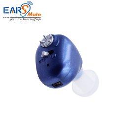Couleur bleu aide auditive Earsmate Batterie rechargeable