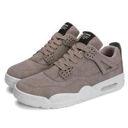 Piel transpirable para hombres y mujeres de la moda Sport Casual zapatillas Zapatillas Cojín de aire baja MOQ a la venta, entrega rápida