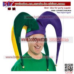 Partie de la décoration des chapeaux géant cadeau d'affaires Mardi Carnaval Hat Sport d'usure (C2118)