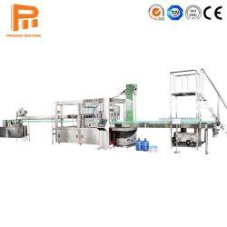 Les machines de l'équipement de l'industrie /eau usine d'Embouteillage /l'eau pure les machines de remplissage/bouteille en plastique de machines de remplissage de l'eau gazéifiée Soda