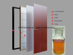 Uno de los componentes de alta viscosidad de bajo coste Super adherencia utilizada para la madera MDF de la planta de la puerta de metal Sandwich pegamento cola de poliuretano