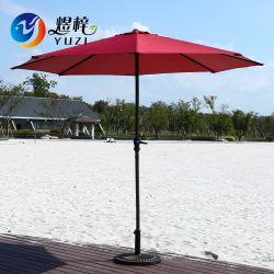 Muebles ocio al aire libre Jardín sombrilla Parasol Parasol