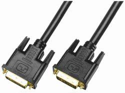 DVI는 링크 이중으로 한다 (24+1) 케이블, 디지털 고속 케이블