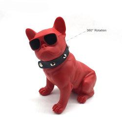 Nueva llegada Bull Dog altavoz inalámbrico CHM11 Mini altavoz Bluetooth para coche exterior estéreo MP3 para los smartphones