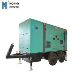 Tipo mobile generatore diesel 275kVA del rimorchio