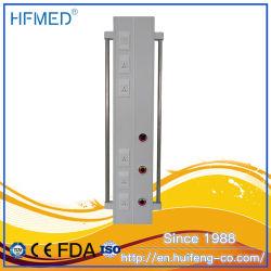 De verticale Legering van het Aluminium paste het Medische HoofdComité van het Bed aan