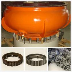 Piezas de acero abatible de acero pulido Derusting Limpieza eliminación de herrumbre