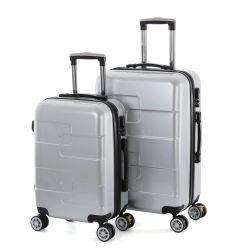 Form-Entwurfs-Räder mit Verschluss-Koffer, Aluminiumlaufkatze-Gepäck (XHP110)