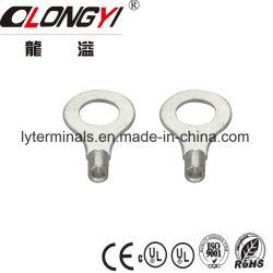 Longyi kreisförmiges blankes Kupfer Nicht-Isolierring-Klemmenleiste